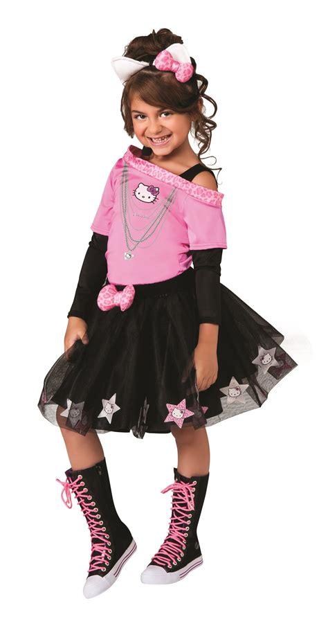 kids kitty girls rock star costume 32 99