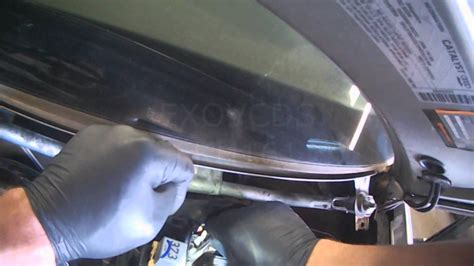 audi b5 a4 wiper motor assembly installation youtube