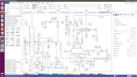 electrical diagram linux