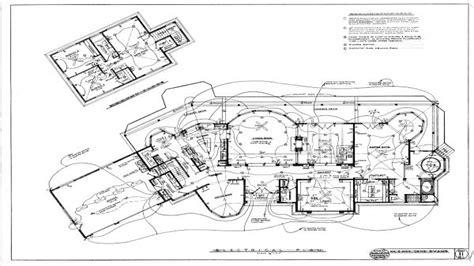houses blueprints house electrical blueprints blueprint electrical riser