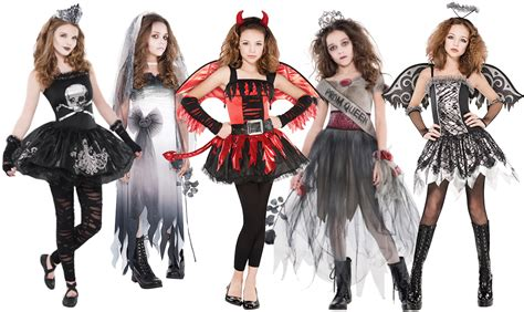 girls age 8 16 fancy dress halloween party