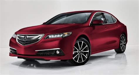 model year 2015 acura tlx 2wd 4wd vehicles