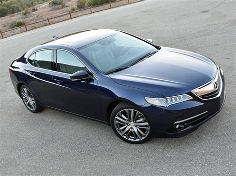 2016 acura tlx overview cargurus