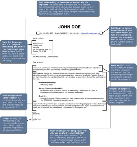 cover letter template cover letter resume job cover