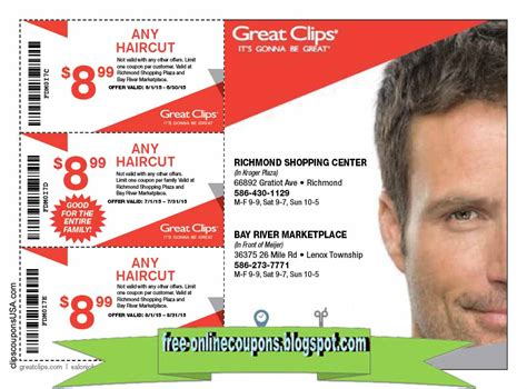printable coupons 2020 great clips coupons