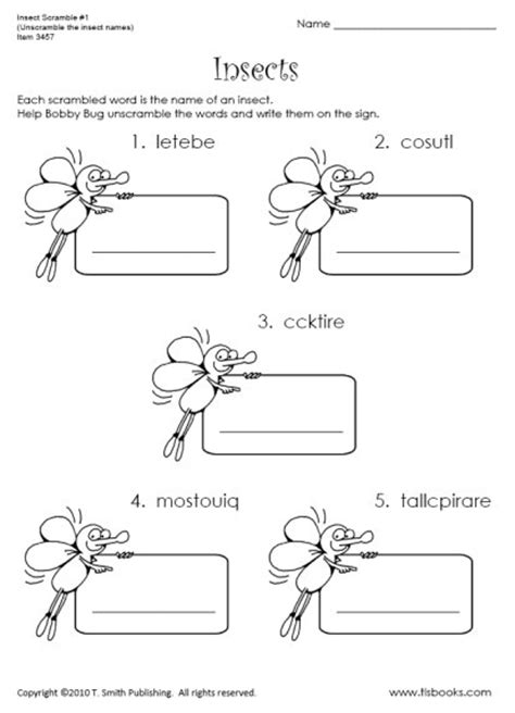 9 images bug insect worksheets bug insect preschool