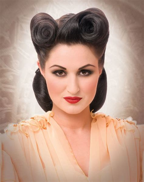 patrick stuns 1940s inspired hair spellbound collection