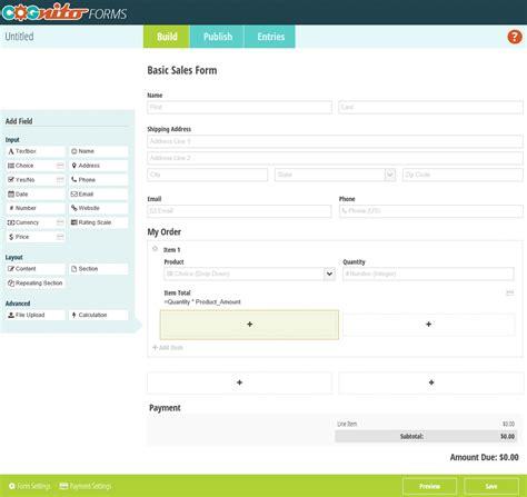 cognito forms alternatives similar software alternativeto