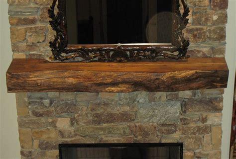 rustic wood fireplace mantels nc reclaimed log