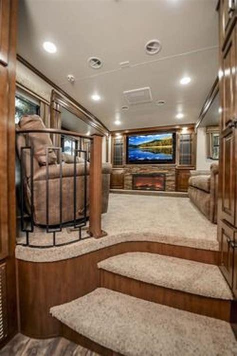 42 amazing luxury travel trailers interior design ideas