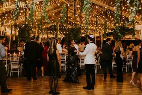 whimsical indoor garden wedding elegantwedding