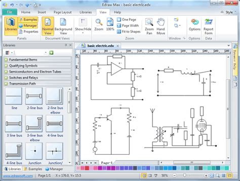 electrical diagram software electrical wiring diagram electrical wiring