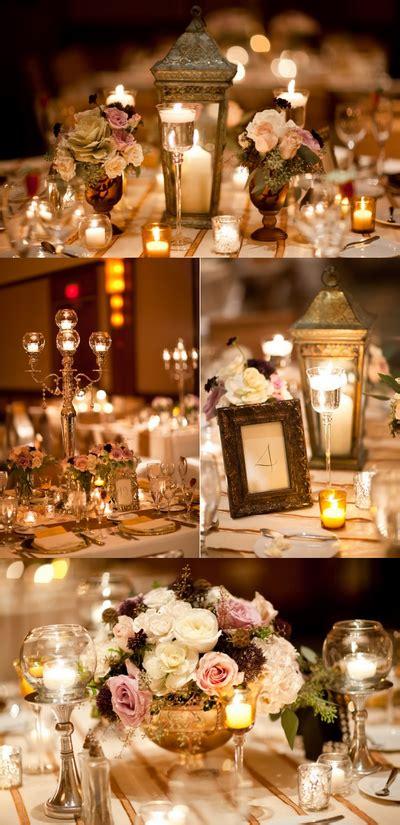 Wedding Table Decorations Vintage Theme.html