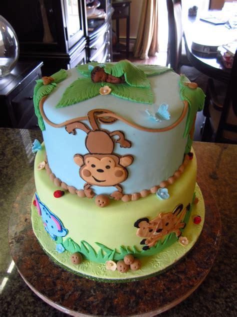 jungle fun cakecentral