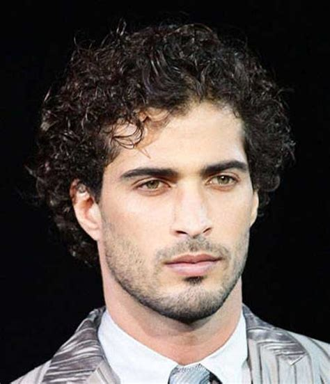 10 mens hairstyles thick curly hair mens hairstyles