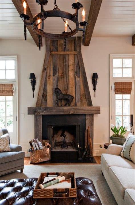 17 images primitive fireplaces pinterest