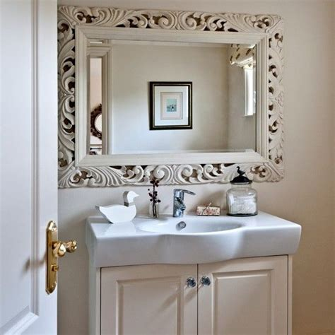 striking neutral bathroom small bathroom mirrors bathroom mirror