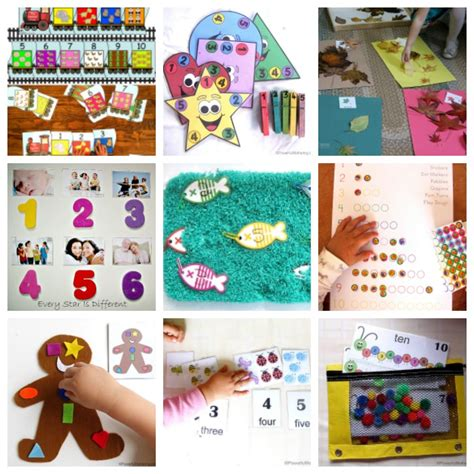 20 learning activities printables 2 year olds