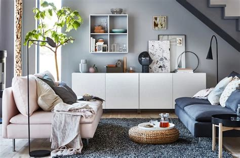 living room storage bookcases wall shelves ikea