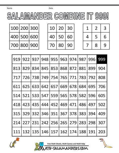 math games grade