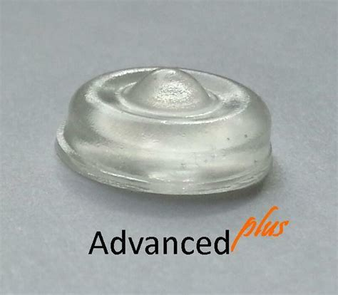 advanced soft grip pads glass table adhesive rubber