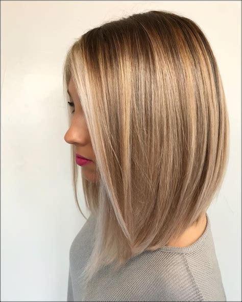 80 sensational medium length haircuts thick hair balayage