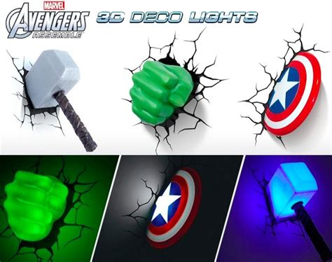 Marvel Spiderman 3d Wall Light Stc Stores.html