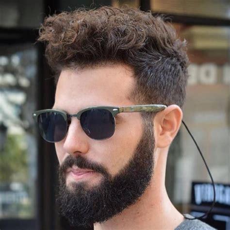 40 statement hairstyles men thick hair hair inspiration