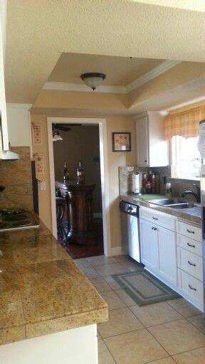 behr ultra sand motif kitchen home reno kitchen