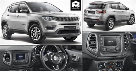 jeep compass sport launched india inr 15 99