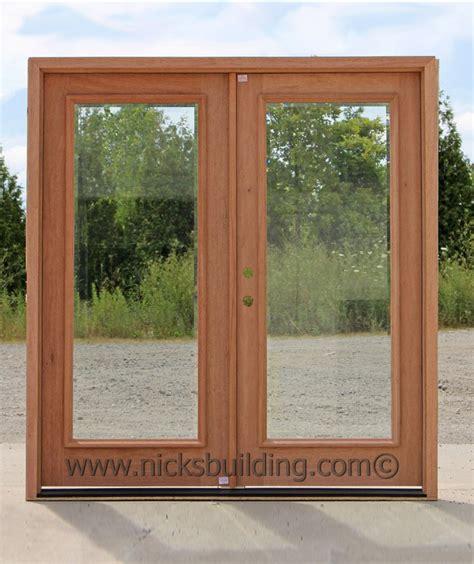 french doors glass doors wood door glass porch