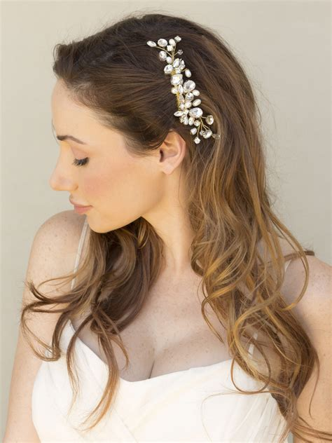 bridal wedding hair accessories headpieces hair bride hair