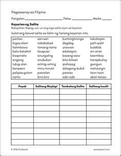 filipino 3 worksheet magkatugma saferbrowser yahoo image search
