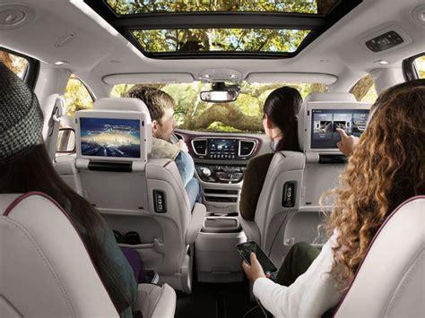 5 family vans autobytel