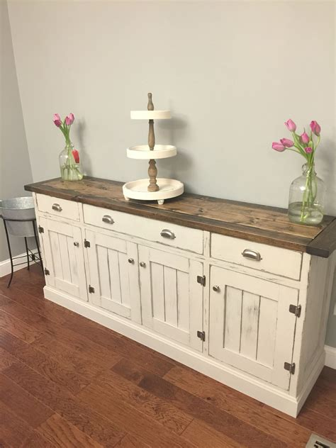 countersink bits dining room buffet rustic