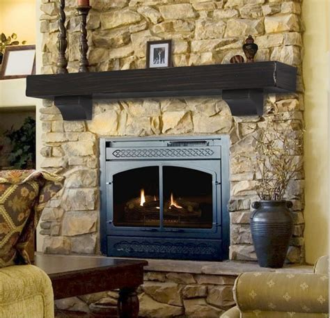 pearl mantel shenandoah rustic fireplace mantel shelf pick