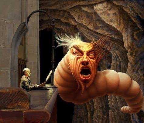 15 monsters nightmares