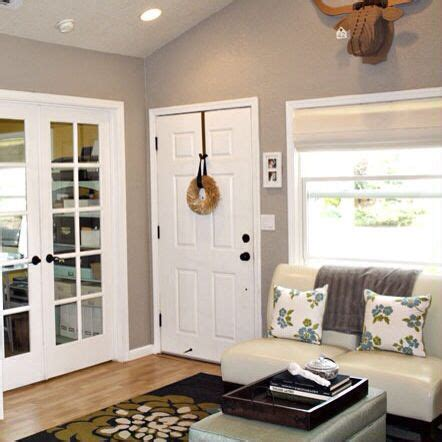 wall color perfect taupe behr paint colors