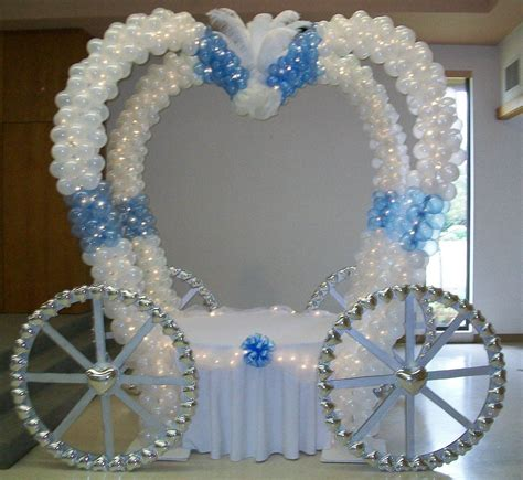 party people event decorating company cake table carriage