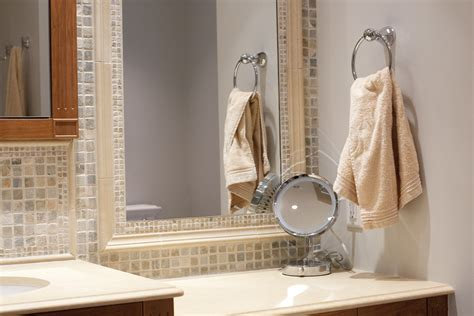 32 ideas mosaic tile framed bathroom mirrors 2019