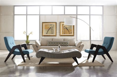 mid century modern living room design online decorilla