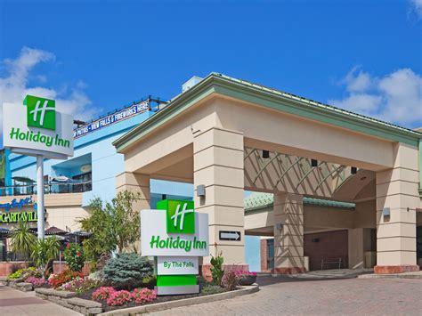 niagara falls canada hotels falls view holiday inn