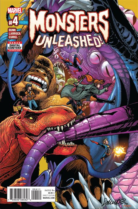 jan170907 monsters unleashed 4 previews world