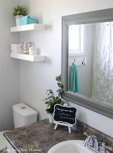 bathroom makeover product source joy home