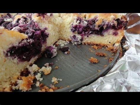 blueberry cake recipe demonstration joyofbaking youtube dessert recipes