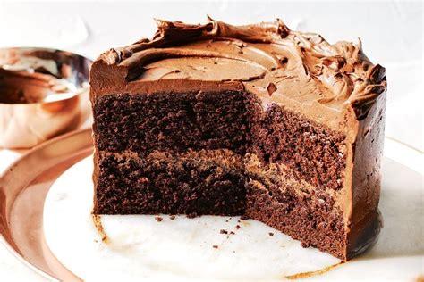Chocolate Soup Cake Recipes Delicious