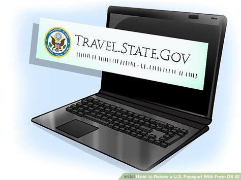 renew passport form ds 82 pictures