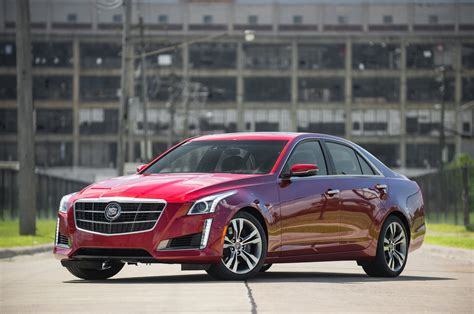 volume 2014 cadillac cts vsport boosts engine note