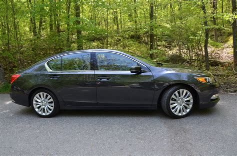 2014 acura rlx review larry nutson