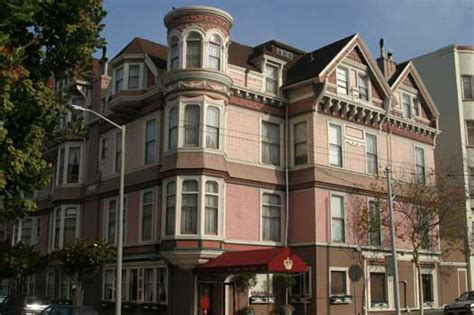 find haunted hotels san francisco california queen anne